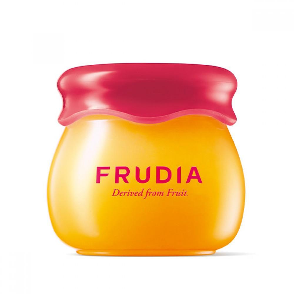Frudia Pomegranate Honey 3 in 1 Lip Balm Бальзам для губ с медом и экстрактом граната