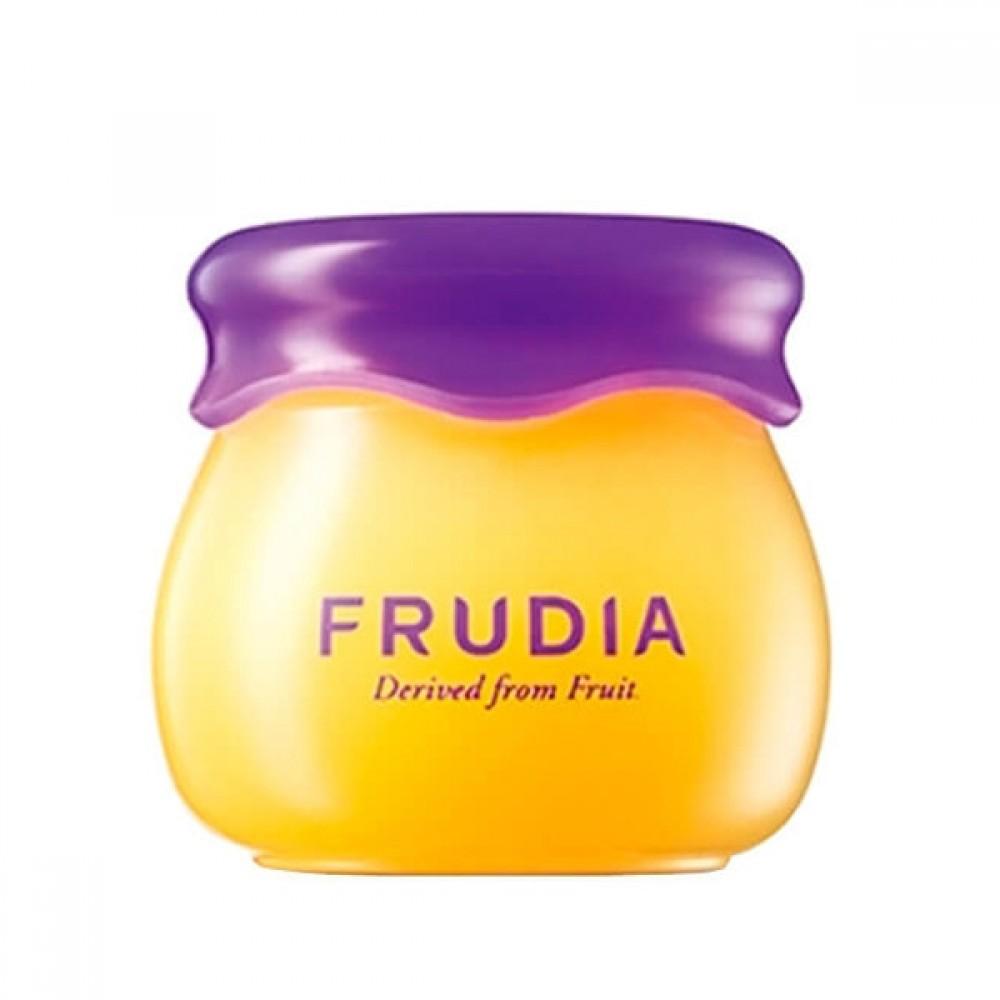 Frudia Blueberry Hydrating Honey Lip Balm Увлажняющий бальзам для губ с экстрактом черники и мёда