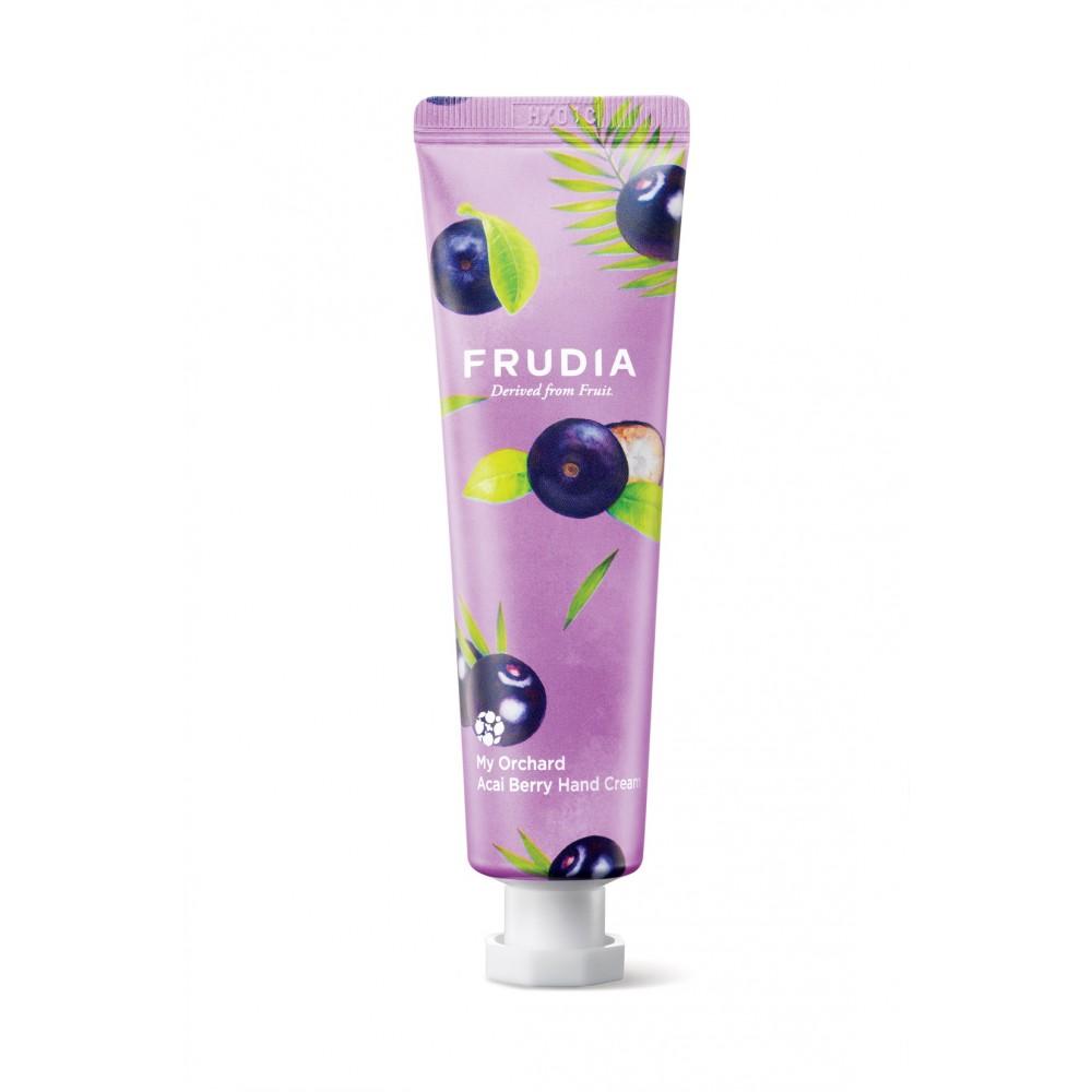 Frudia Squeeze Therapy Acai Berry Hand Cream Крем для рук c ягодами асаи