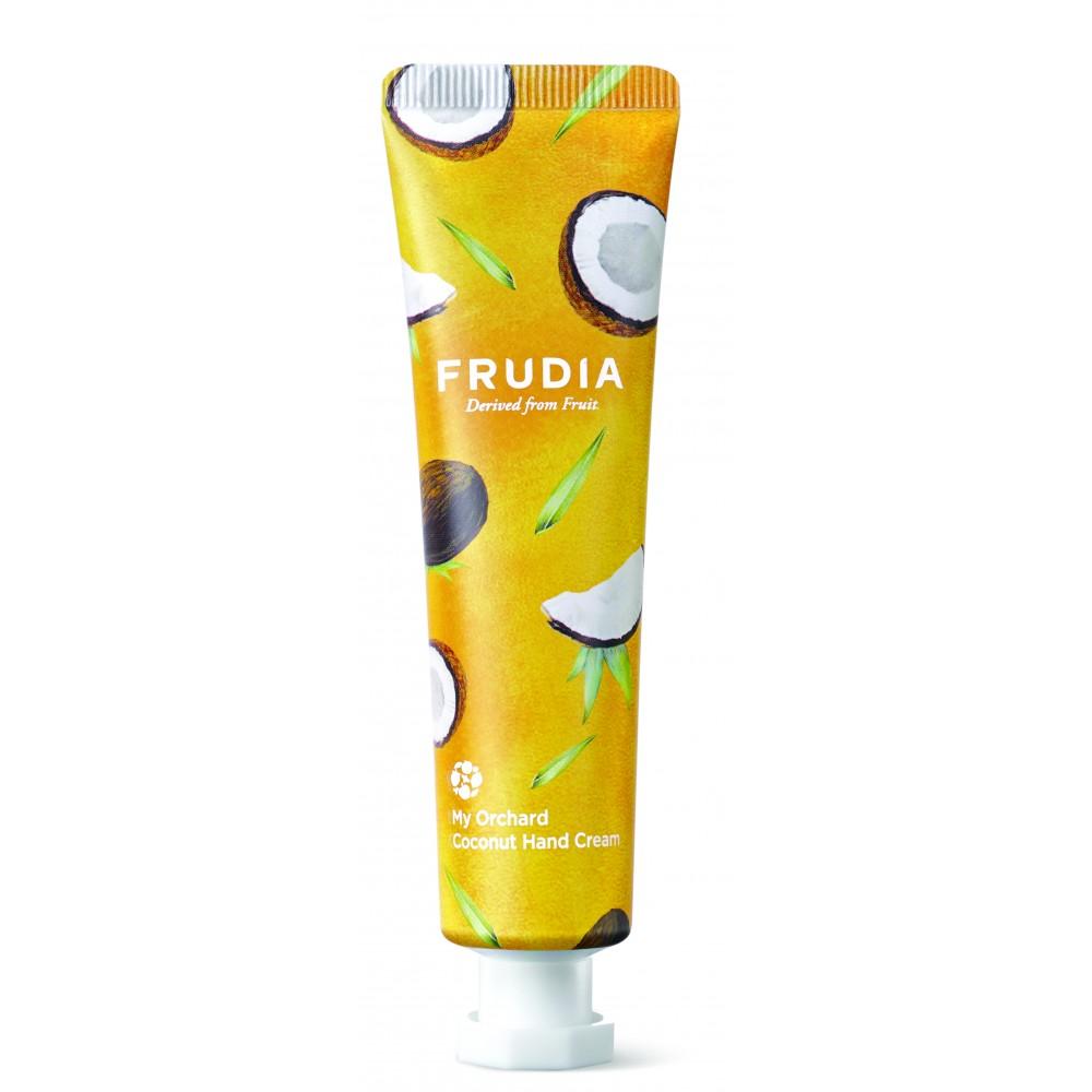 Frudia Squeeze Therapy Coconut Hand Cream Крем для рук c кокосом