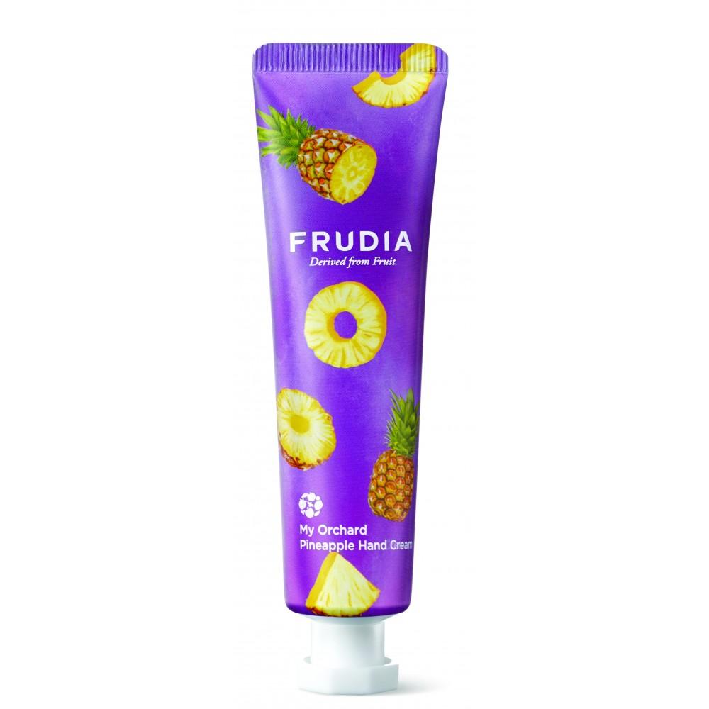 Frudia Squeeze Therapy Pineapple Hand Cream Крем для рук c ананасом