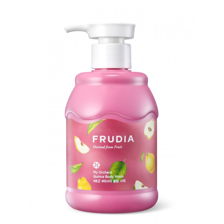 Frudia My Orchard Quince Body Wash Гель для душа с айвой