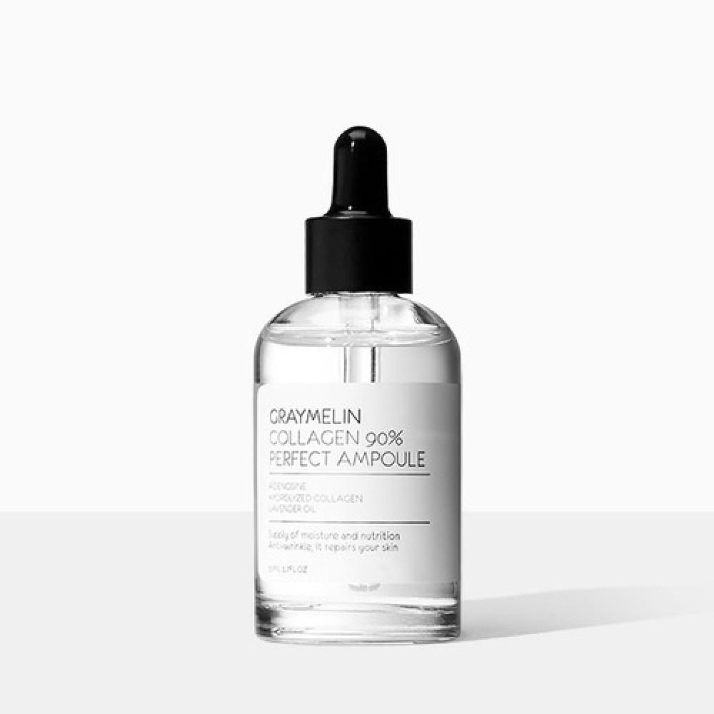 Graymelin Collagen 90% Perfect Ampoule Сыворотка ампульная коллаген 90%