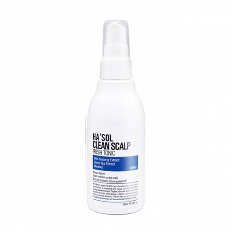 Hasol Clean Scalp Line Tonic Глубокоочищающий тоник