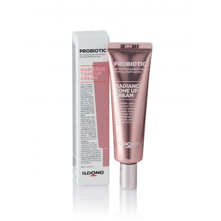 Ildong First Lab Radiance Tone Up Cream Крем для лица c эффектом тон ап