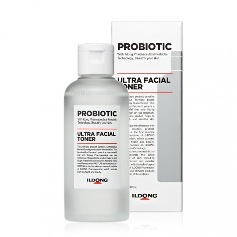Ildong First Lab Ultra Facial Toner Тонер с пробиотиками