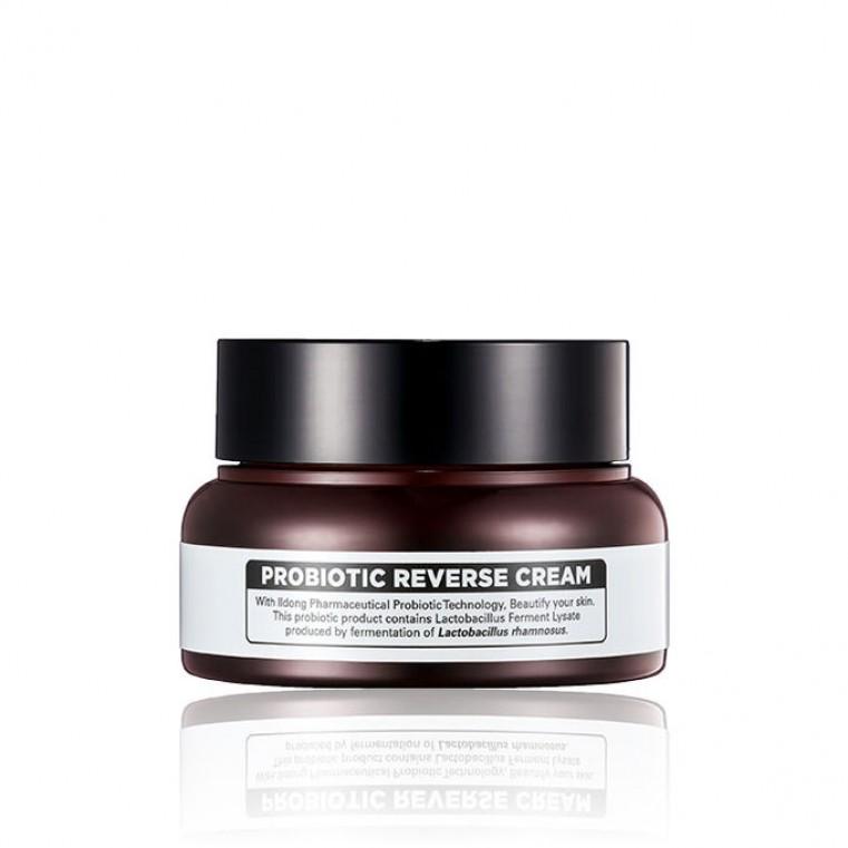 FirstLab Probiotic Reverse Cream Восстанавливающий крем с пробиотиками и пептидами для  лица