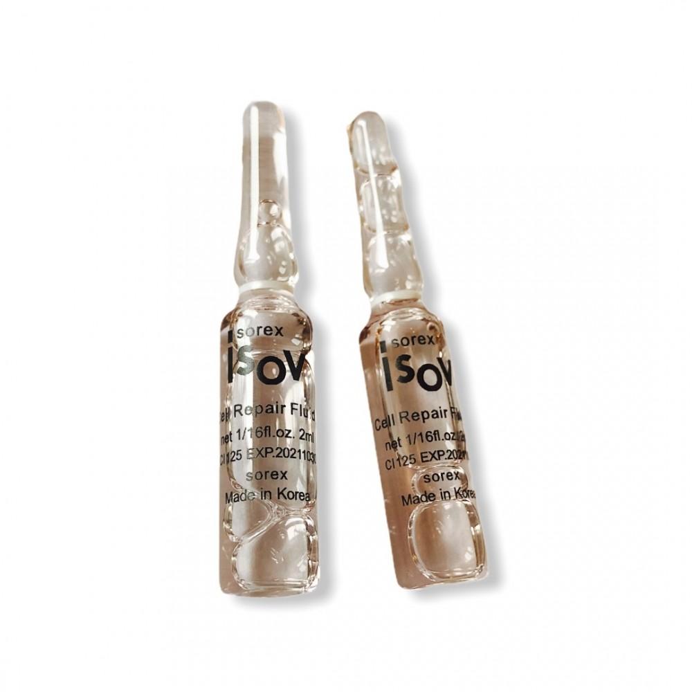 Isov Cell Repair Booster Ampoule Набор восстанавливающих ампул со стволовыми клетками