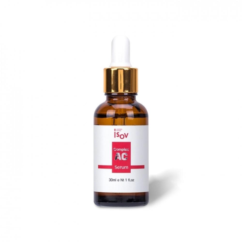 Isov Complex Ac Serum Сыворотка  для жирной и проблемной