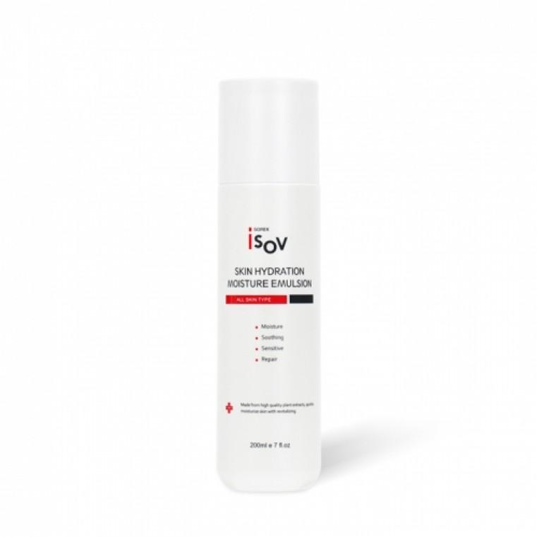 Isov Skin Hydration Moisture Emulsion Увлажняющая эмульсия-крем