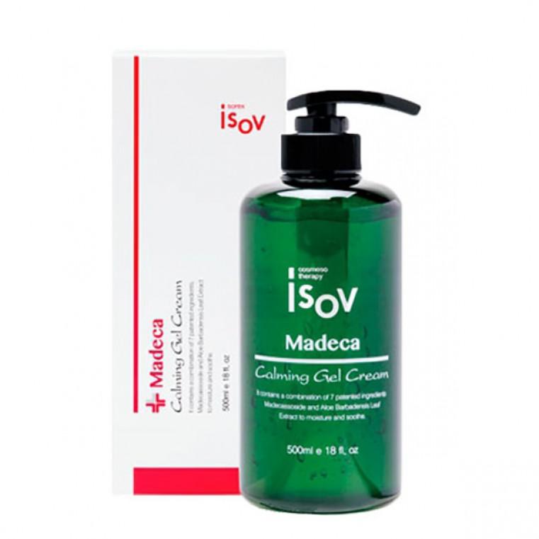 Isov Sorex Madeca Calming Gel Cream Крем-гель увлажняющий