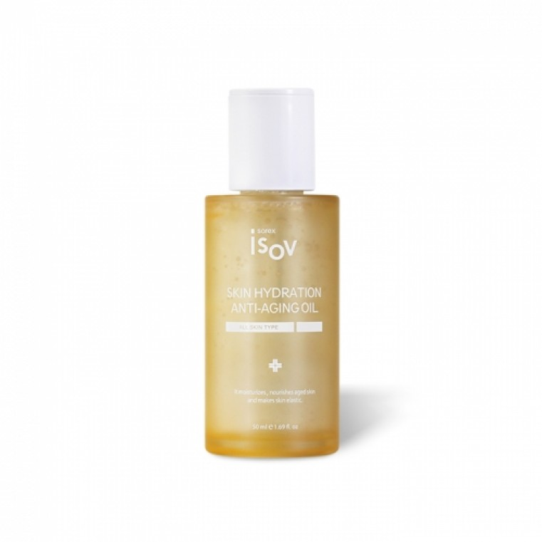 Isov Skin Hydration Anti-Aging Oil Антивозрастной комплекс масел для лица