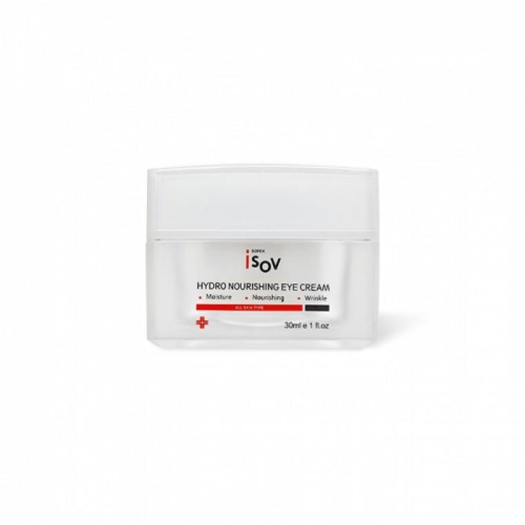 Isov Hydro Nourishing Eye Cream Омолаживающий крем для век с ПДРН