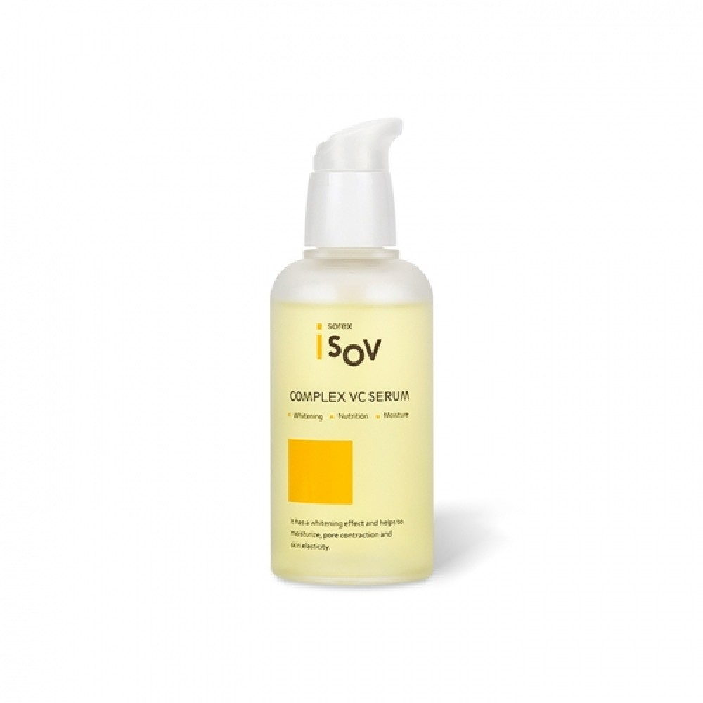ISOV Complex VC Serum Осветляющая сыворотка для проблемной кожи