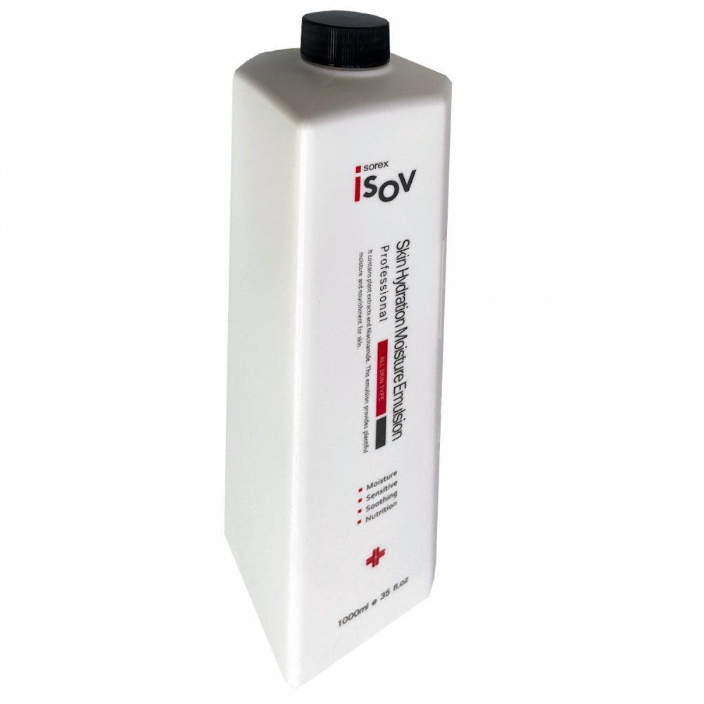 Isov Skin Hydration Moisture Emulsion Увлажняющая эмульсия-крем, 1000мл