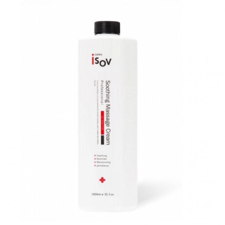 ISOV PH Soothing Massage Cream Массажный крем для тонуса мышц лица