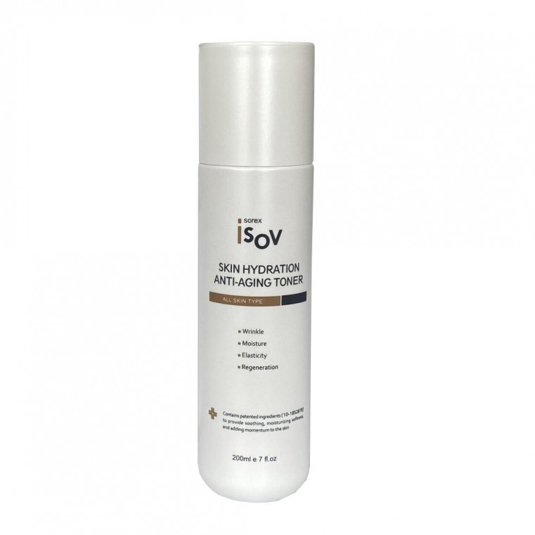 ISOV Skin Hydration Anti-Aging Toner Антивозрастной тонер