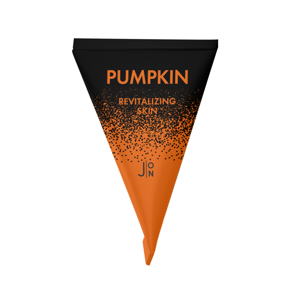 J:ON Pumpkin Revitalizing Skin Sleeping Pack Восстанавливающая ночная маска для лица с тыквой, 5мл