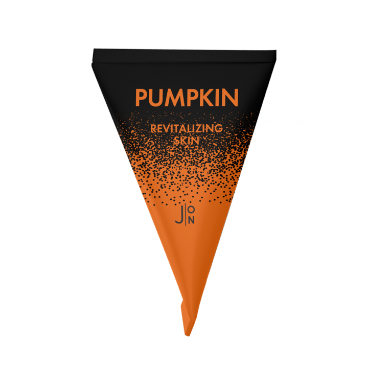 J:ON Pumpkin Revitalizing Skin Sleeping Pack Восстанавливающая ночная маска для лица с тыквой, 5мл