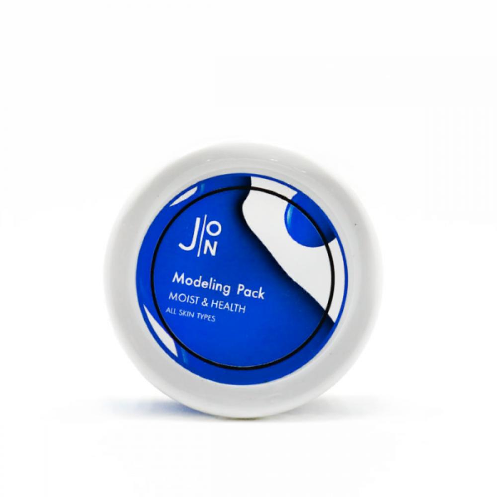 J:ON Moist & Health Modeling Pack Альгинатная маска для увлажнения и оздоровления кожи лица