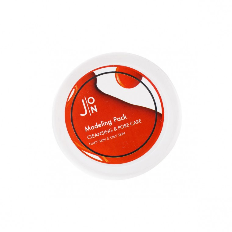 J:ON Cleansing & Pore Care Modeling Pack Альгинатная маска для очищения и сужения пор на лице