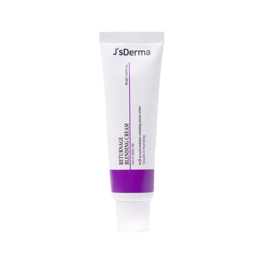 J'S Derma Returnage Blending Cream Увлажняющий крем для лица с центеллой