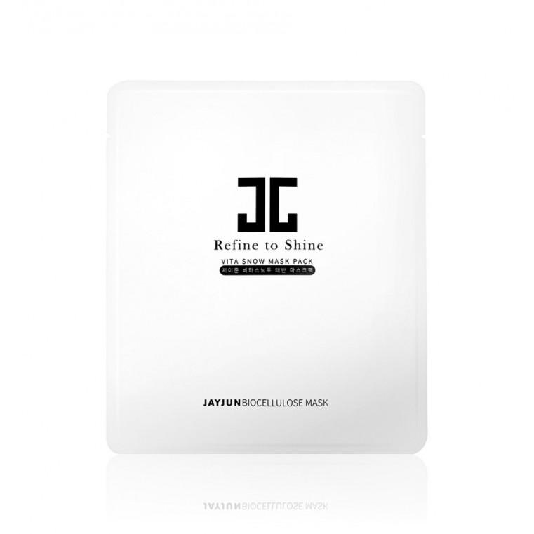 JayJun Cosmetic Biocellulose Mask Маска биоцеллюлозная