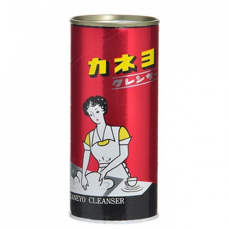 Kaneyo Red Cleanser Порошок чистящий для кухни и ванной комнаты