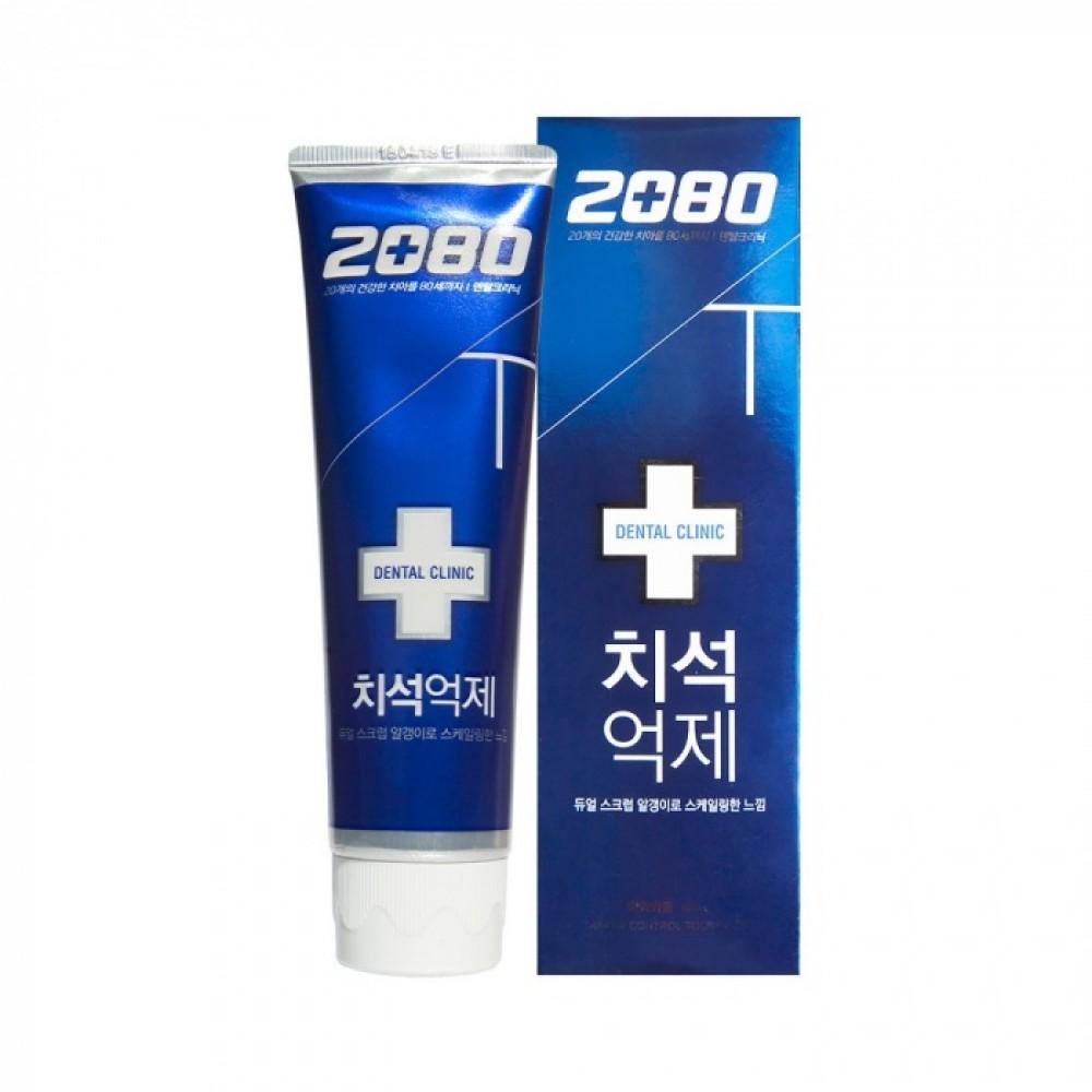 Aekyung Dental Clinic 2080 Tartar Control Tooth Paste Зубная паста Контроль над образованием зубного камня