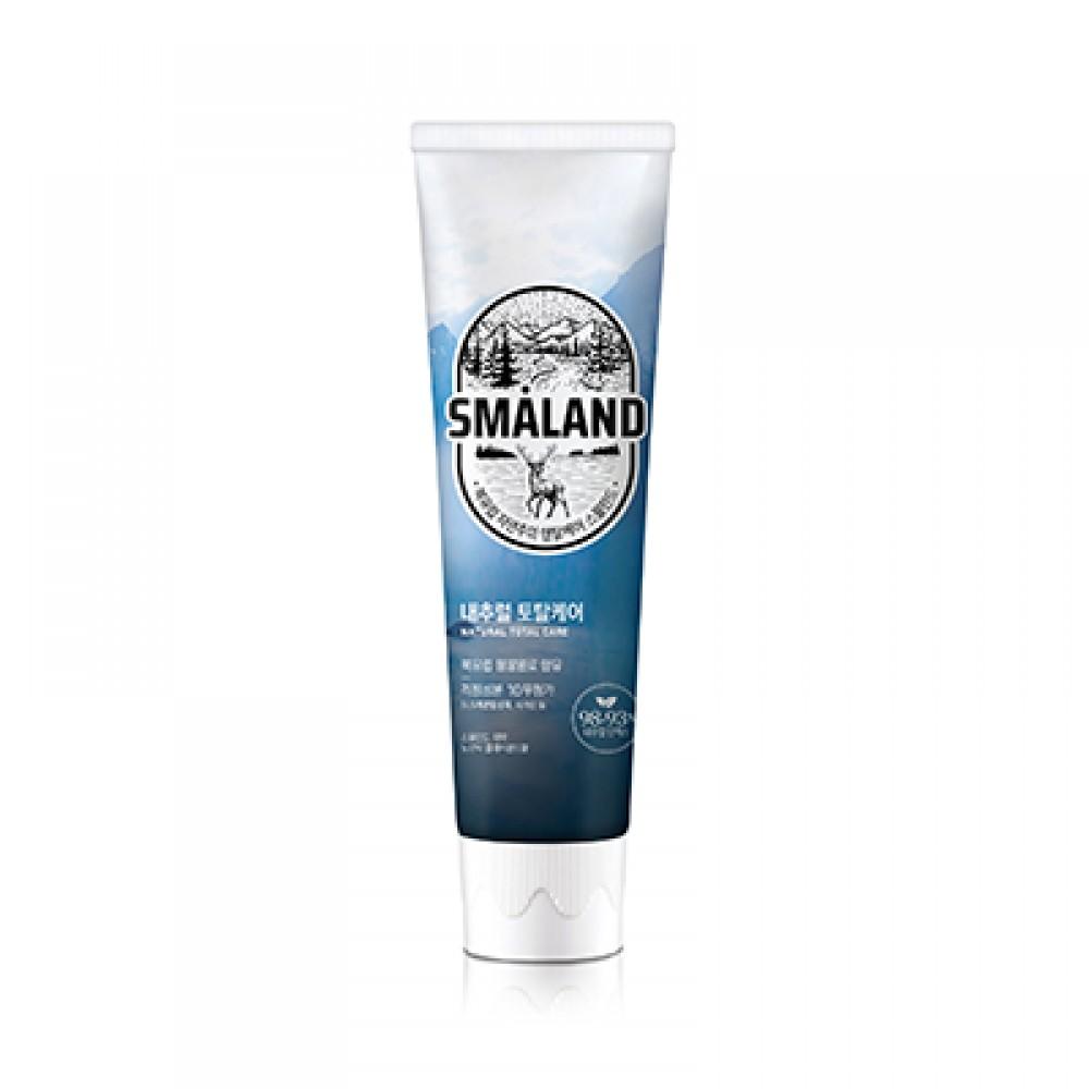 Smaland Nordic Classic Mint Toothpaste Зубная паста Нордик Скандинавская классическая мята