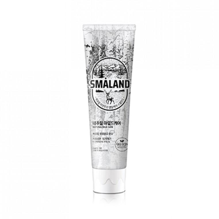 Smaland Swedish Mild Mint Toothpaste Зубная паста Шведская мягкая мята