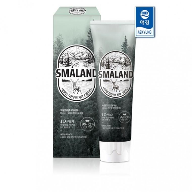 Smaland Forest Fresh Mint Toothpaste Зубная паста Лесная свежая мята