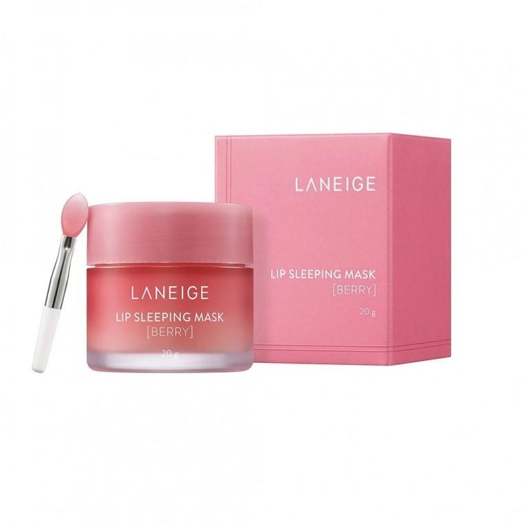 Laneige Lip Sleeping Mask Berry Ночная маска для губ Ягодный микс