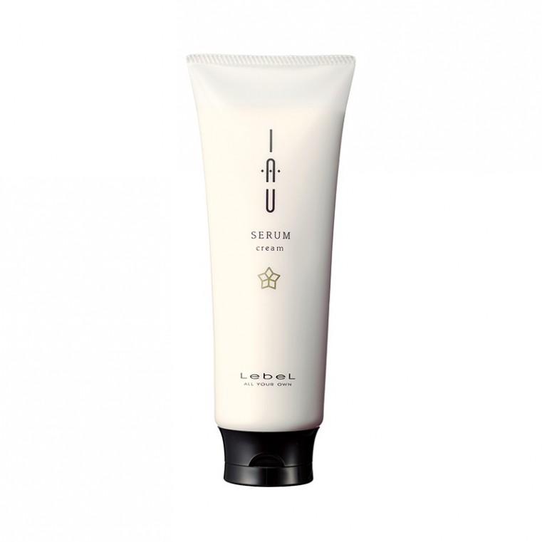 Lebel IAU Serum Cream Арома-крем для увлажнения и разглаживания волос