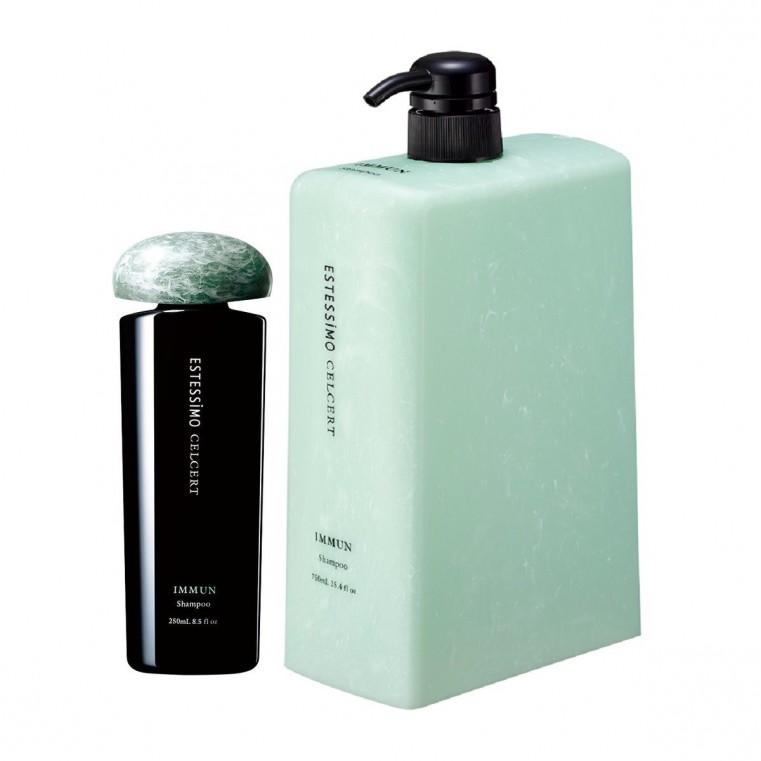 Lebel ESTESSIMO CELCERT Iimmun Shampoo Шампунь для чувствительной кожи головы восстанавливающий