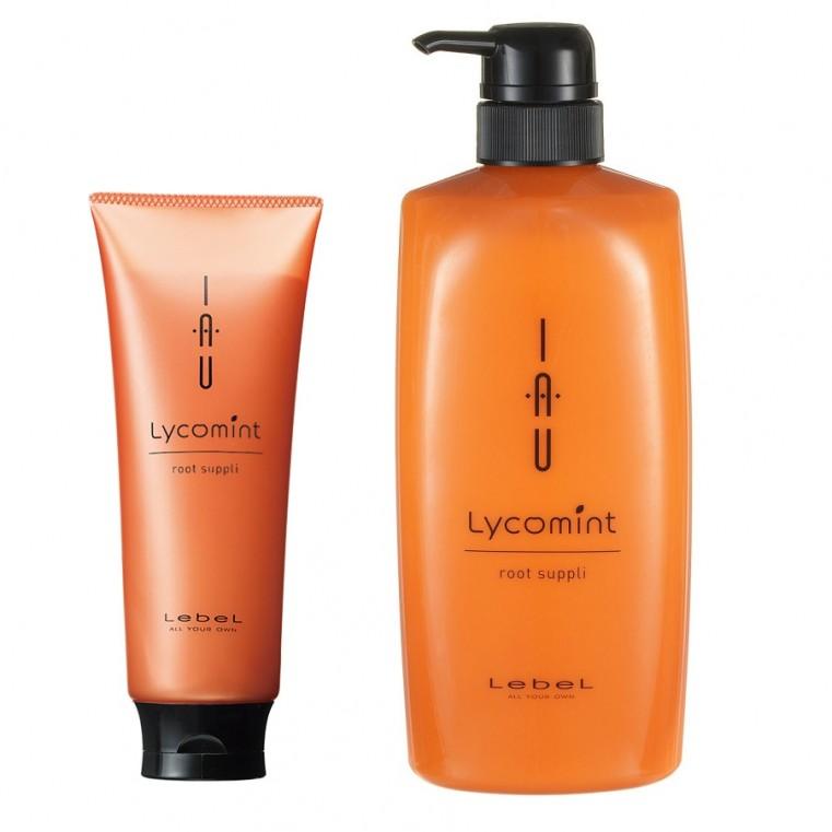 Lebel IAU Lycomint Root Suppli Питательная маска для волос