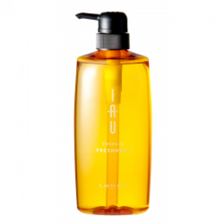Lebel IAU Cleansing FRESHMENT Арома-шампунь для жирной кожи головы, 600мл