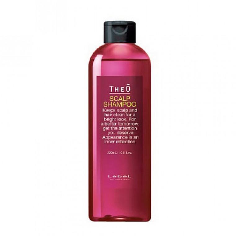 LEBEL Theo Scalp Shampoo Мужской шампунь для волос