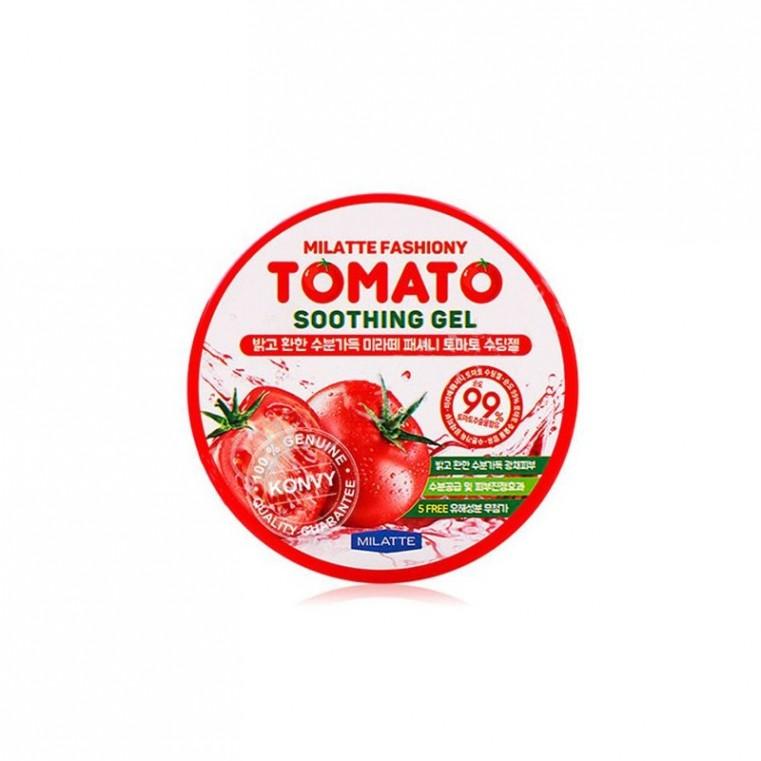 Milatte Fashiony Tomato Soothing Gel Гель многофункциональный с экстрактом томата