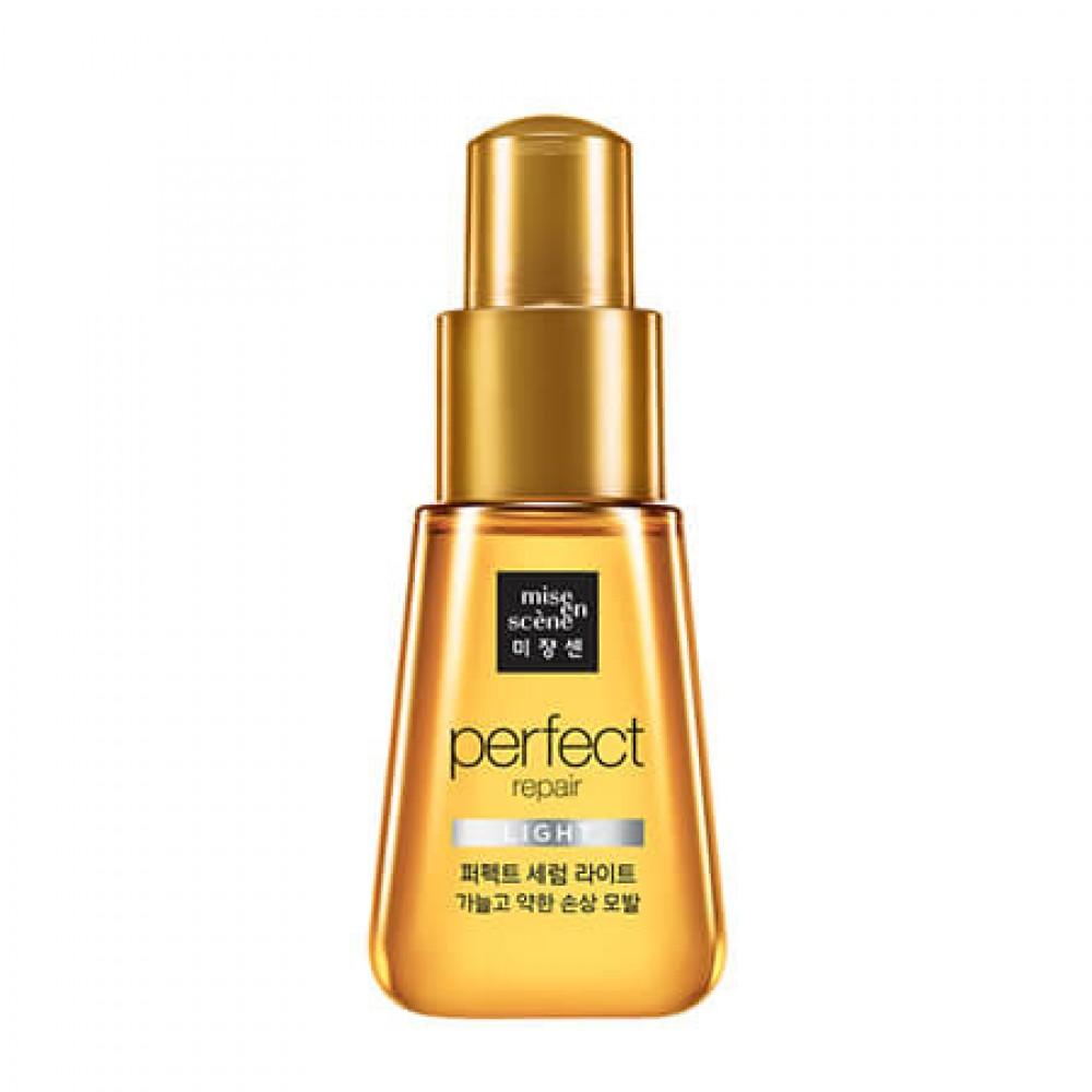 Mise-en-scene Perfect serum light Масло-сыворотка легкая восстанавливающая для поврежденных волос