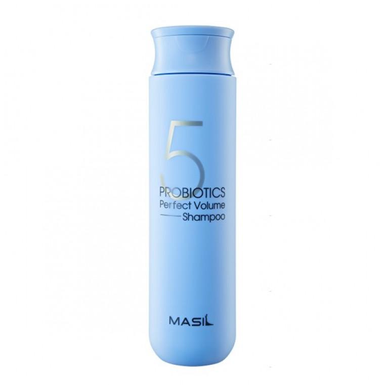 Masil 5 Probiotics Perpect Volume Shampoo Шампунь для объема волос с пробиотиками