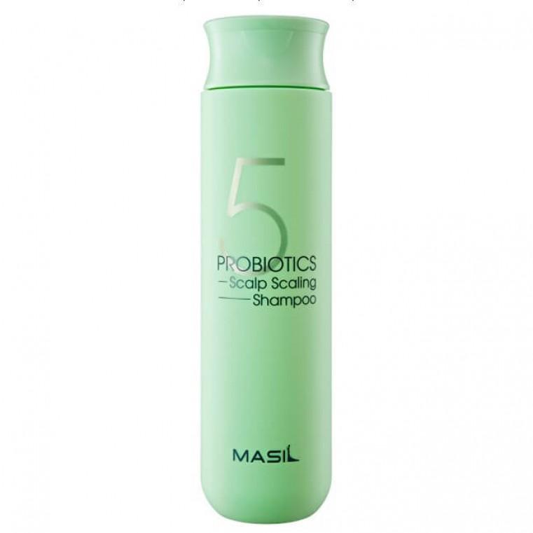 Masil 5 Probiotics Scalp Scaling Shampoo Глубокоочищающий шампунь с пробиотиками