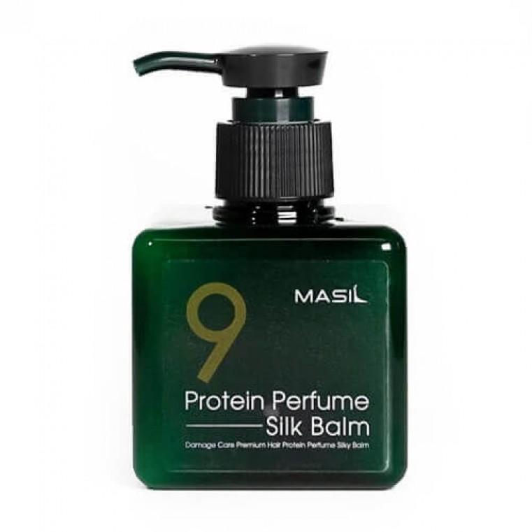 Masil 9 Protein Perfume Silk Balm Несмываемый бальзам для поврежденных волос