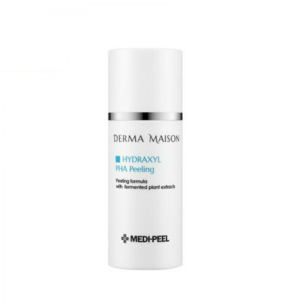 MEDI-PEEL Derma Maison Hydraxyl PHA Peeling Пилинг с РНА кислотами для чувствительной кожи