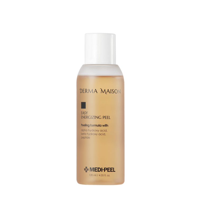 Derma Maison Easy Energizing Peel Обновляющий пилинг для лица
