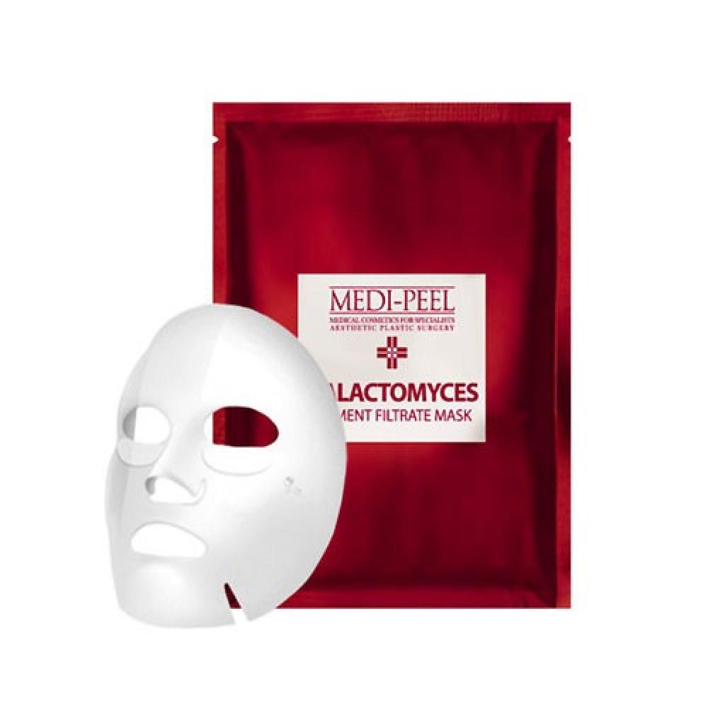 MEDI-PEEL Galactomyces Ferment Filtrate Mask Регенерирующая тканевая маска с галактомисисом