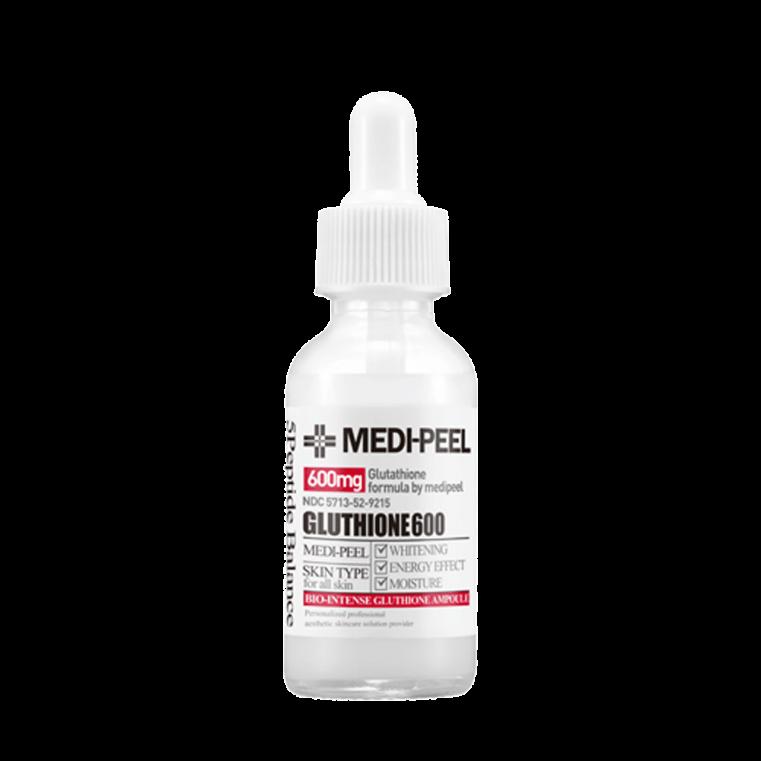 Bio-Intense Gluthione 600 White Ampoule Осветляющая ампульная сыворотка с глутатионом