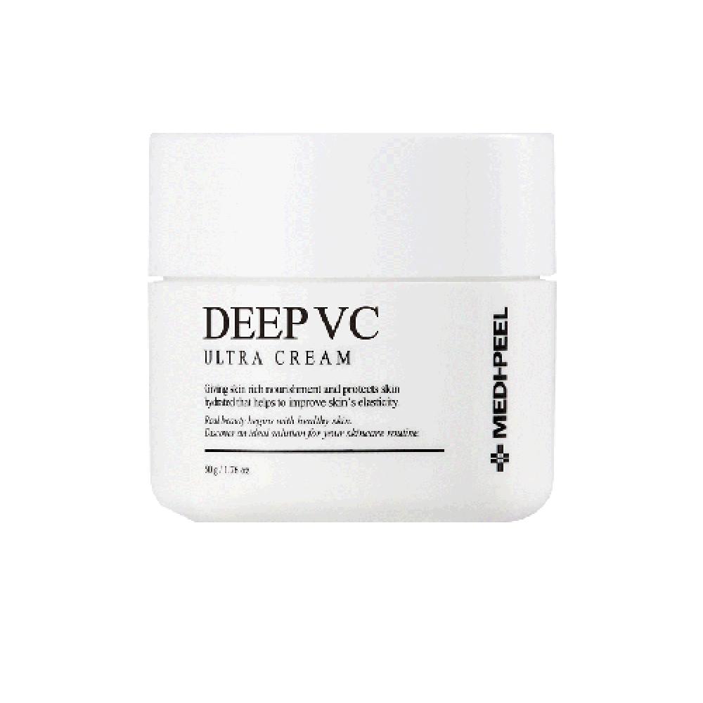 Medi-Peel Dr.Deep VC Ultra Cream Питательный витаминный крем для сияния кожи