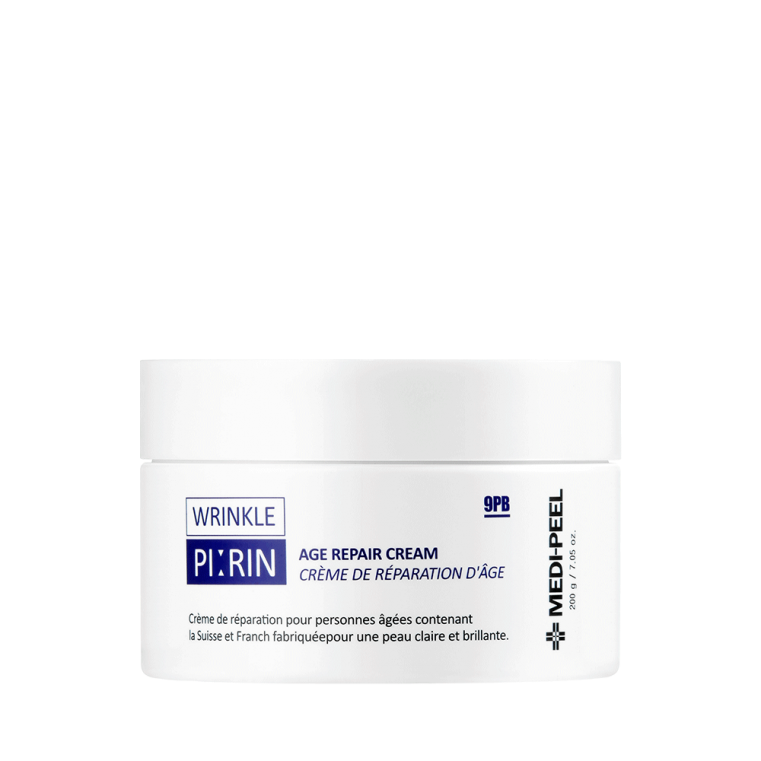 Medi-peel Wrinkle Plirin Age Repair Cream Регенерирующий крем против морщин с волюфилином