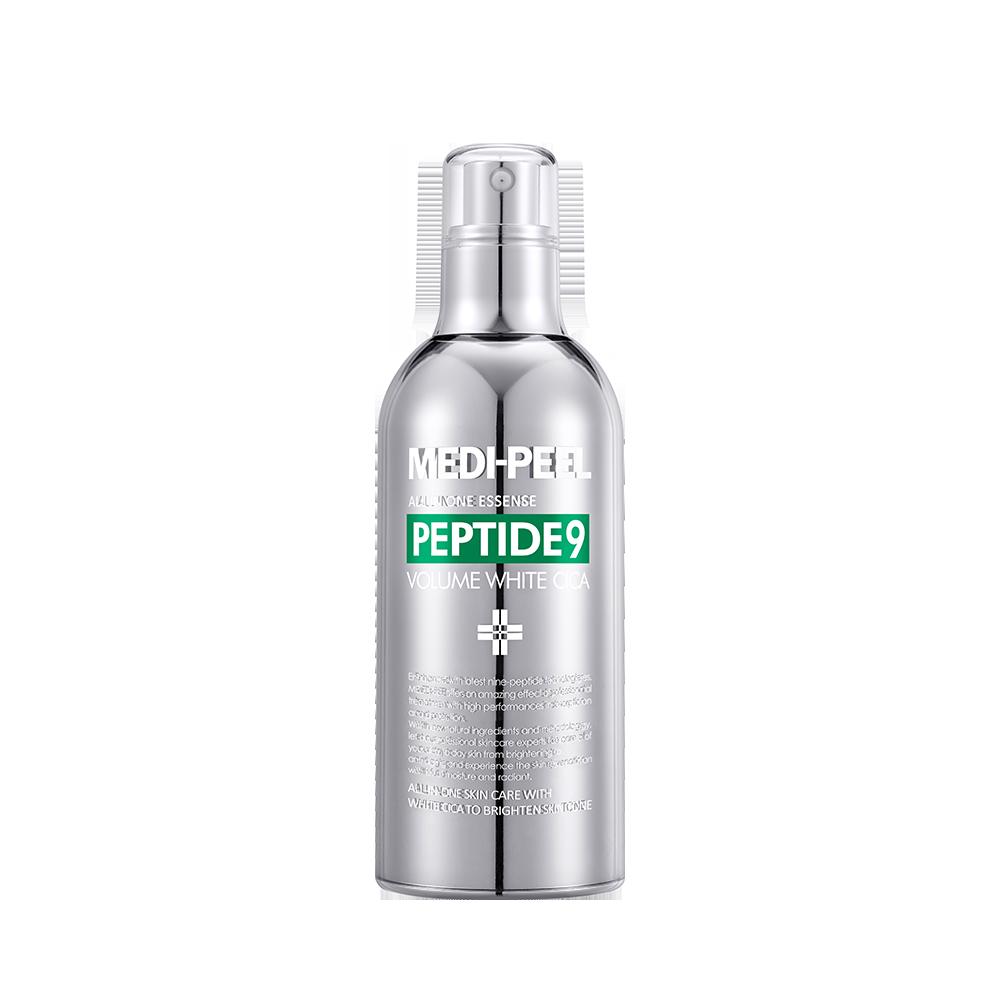Medi-peel Peptide 9 Volume White Cica Essence Осветляющая кислородная эссенция с центеллой